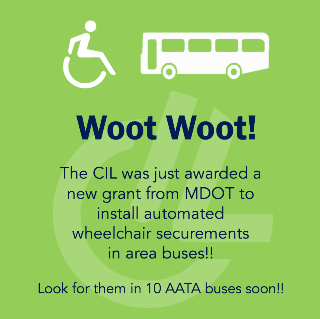 New grant for automated wheelchair securements in local buses