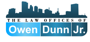 The Law Offices of Owen Dunn Jr. logo